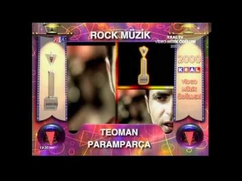 Kral Tv Müzik Ödülleri  - En İyi Rock Müzik Sanatçısı