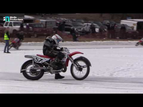 Ice Racing in Sturbridge Mass Feb 5th 2017