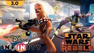 Star Wars Rebels in Disney Infinity 3.0 - Analysis