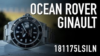 Ginault Ocean Rover - Q&A with Ginault, Blue Smurf Lume, and the 181175LSILN