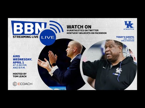 BBN Live presented by ECoachSports with Vince Marrow and Joel Justus - Afternoon Edition