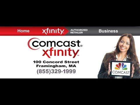 Comcast Xfinity Phone Number - YouTube