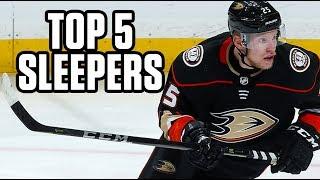 Top 5 Sleepers | 2019 Fantasy Hockey Draft Kit