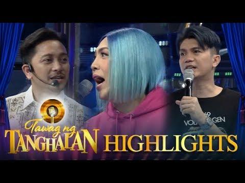 Tawag ng Tanghalan: Vice Ganda versus Jhong and Vhong!