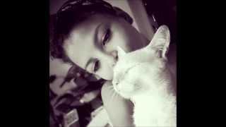Homenagem Snow White Frederico meu gato ♥ Filho, Amigo, Melhor Animal de estimação ♥ - R.I.P