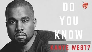 Kanye West: DO YOU KNOW? | MUSIK !D TV