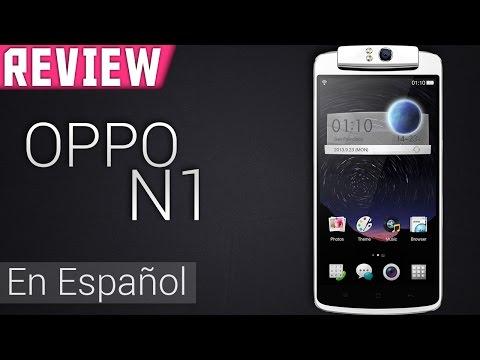REVIEW | Oppo N1, Pros y Contras.. Vale la pena?