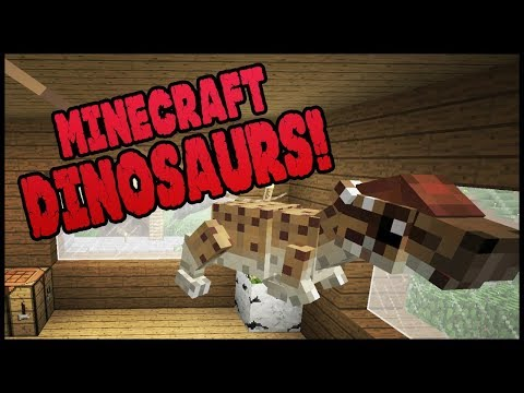 Minecraft Dinosaurs! || 504 || Dino in the Hotel!