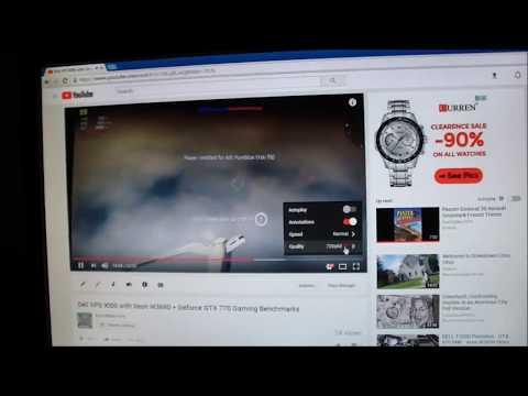 Upgraded Dell Optiplex 360 Test - YouTube