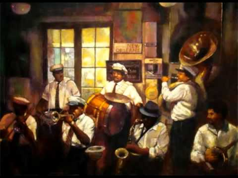 Marchin' to New Orleans - Jazz Band