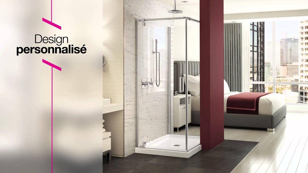 maax modulr douches baignoires et combos douche et baignoire sur mesure youtube. Black Bedroom Furniture Sets. Home Design Ideas