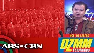 PNP: Duterte dismay, execs' retirement prompted police revamp | DZMM