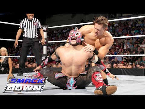 Kalisto vs. The Miz: SmackDown, July 7, 2016