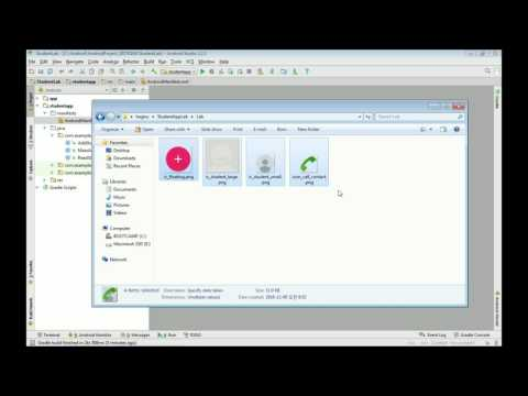 안드로이드 앱 프로그래밍 무료 강좌2 (모듈,액티비티, Support라이브러리)