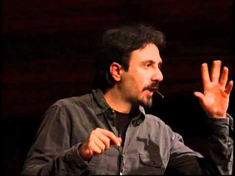 Ya Mağlubiyetin Günahını Alıyorsak? Aziz Kedi at TEDxReset 2011