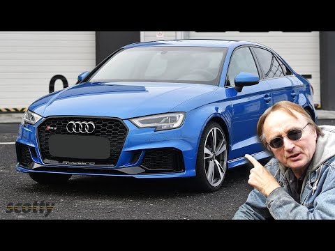 If You Buy This Audi You're Stupid