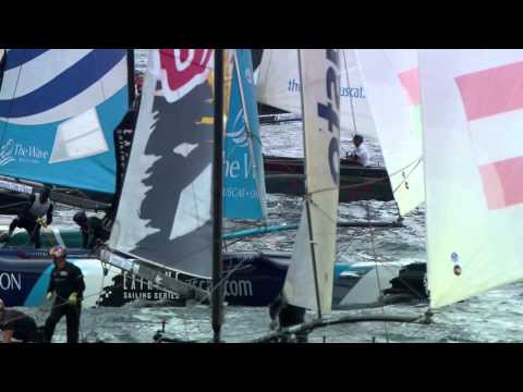 Extreme Sailing Series 2012 TV Series - Programme 5 - Nice, France