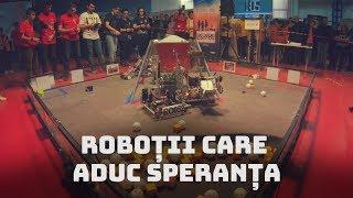 Cum s-a schimbat viața liceenilor din Valea Jiului după ce s-au apucat de făcut roboți