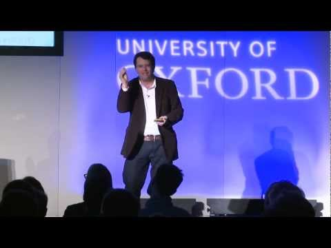 Where are the Robots? 2013 Guardian Oxford London Lecture (full)