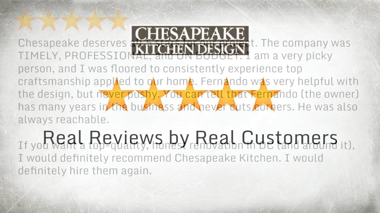 Chesapeake Kitchen Design Reviews Washington Dc Kitchen