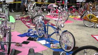 BIKEWARS 4 - Lowrider Bicycle Show Philippines 5.24.2015