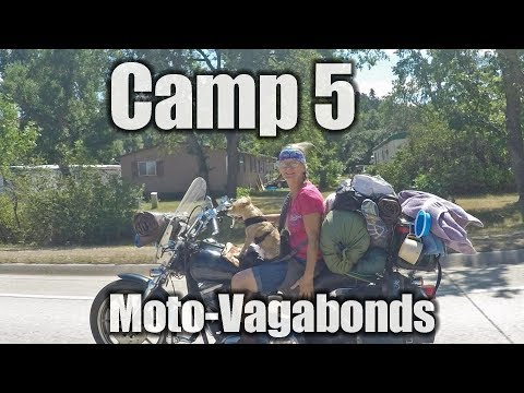Motorcycle Vagabonds -