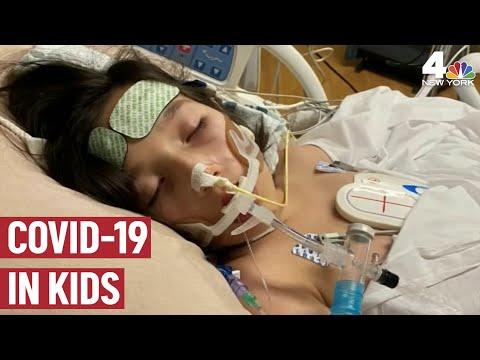 Coronavirus in Kids: NYC Hospital Sees Spike in Rare Kawasaki Syndrome Amid Pandemic | NBC New York
