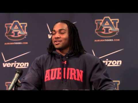 Tre Mason interview 11-26-13