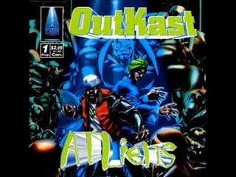 Outkast  ATLiens instrumental