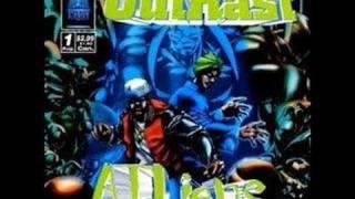 Outkast - ATLiens (instrumental)