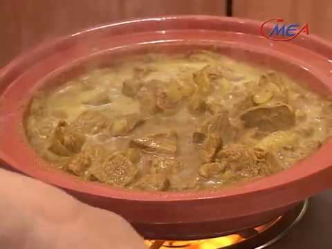 lamb tagine, couscous, almond moroccan cookies, pepper salad, Moroccan recipes, samira's kitchen 36