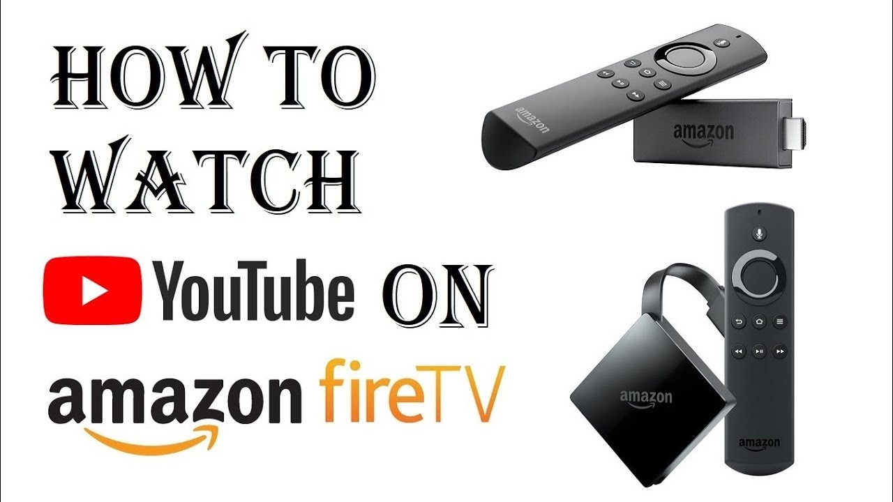 How to Watch Youtube on Amazon Fire Stick TV - Setup Install Hack Youtube  Amazon Fire TV