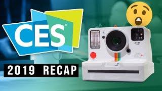 CES 2019 - Polaroid Originals Recap - Las Vegas, Nevada