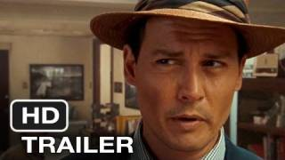 The Rum Diary - Official Trailer (2011) HD Johnny Depp New Movie