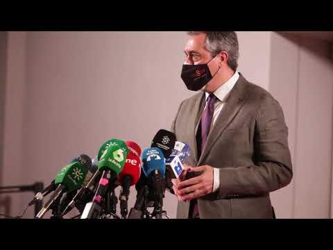 Juan Espadas se enfrentará a Susana Díaz en las primarias del PSOE-A