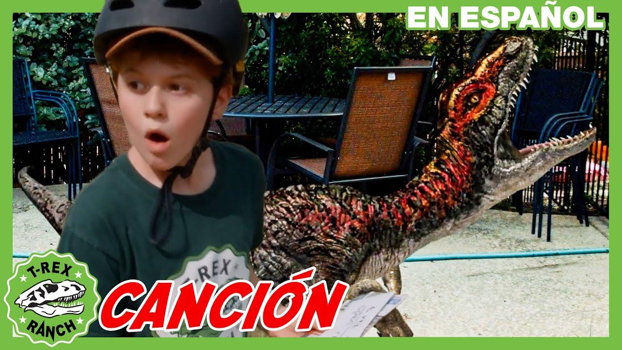 Hola Sr. Raptor | ¡Canciónes infantiles de dinosaurios!