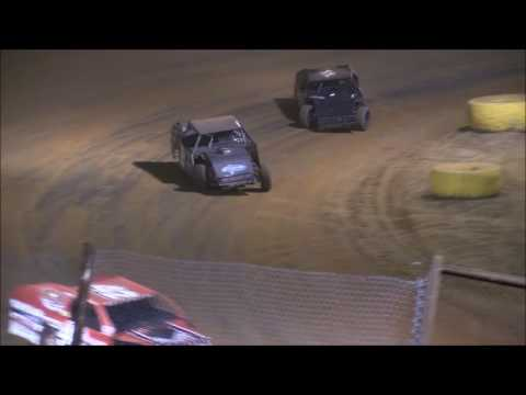 Open Wheel Modified Heat #2 from Ponderosa Speedway, November 5th, 2016.