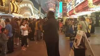 Open Air Preaching Las Vegas - In Sodom & Gomorrah-Like Atmosphere - The Divine Kingdom