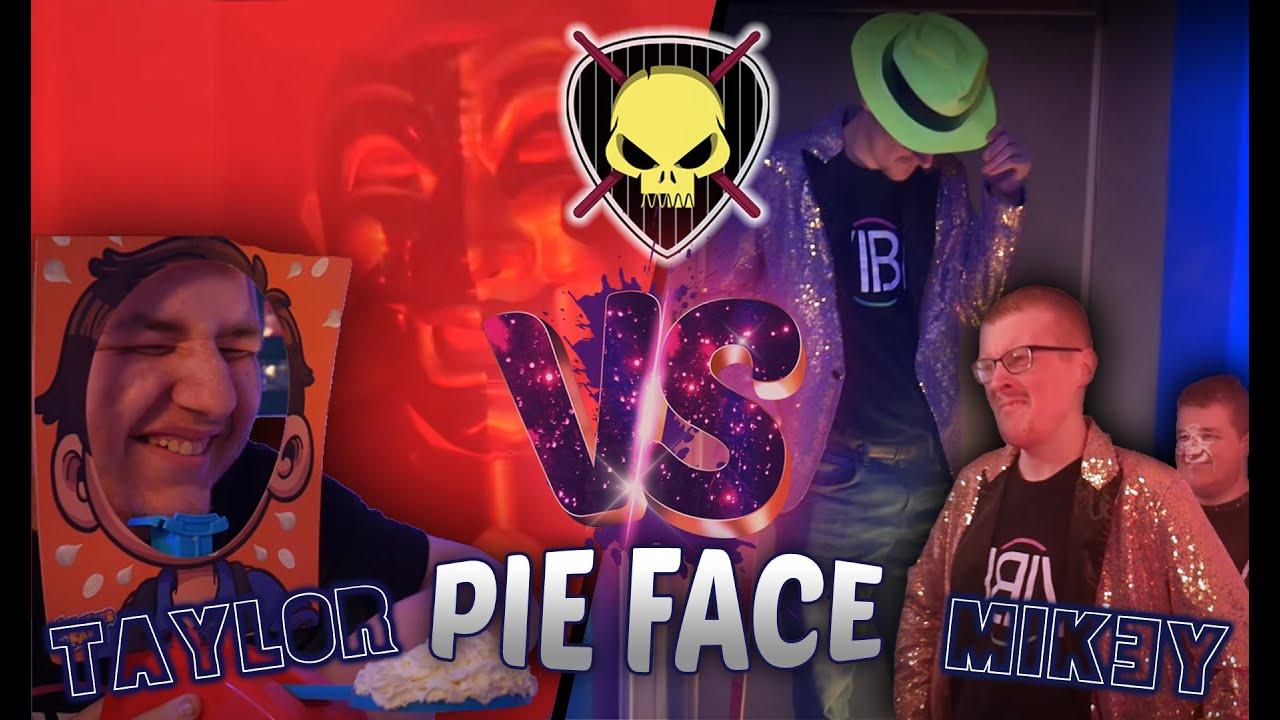 Mikey vs Taylor (Pie Face)
