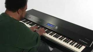 George Duke on the V-Piano (part 1)