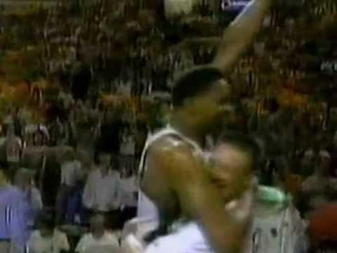 1996. NBA finals intro, Supersonics vs. Bulls - NBA on NBC