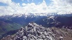 Randonnées Pyrénées-Comminges,le Pic du Cagire,fabuleux belvédère.