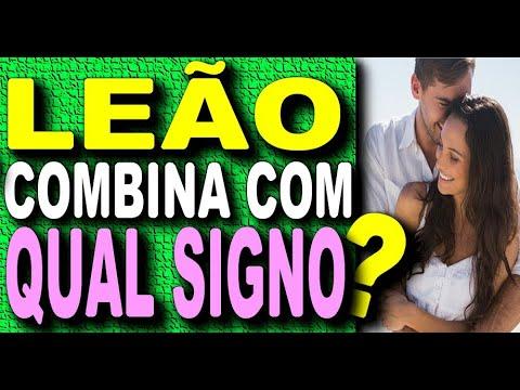 Signos Que Combinam Com Leão [Namorar Casar E Amizade)🦁♌