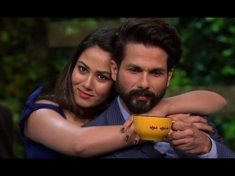 Shahid- Mira REVEAL about their Sex life on camera - Koffee With Karan 5 - TV Prime Time - 동영상