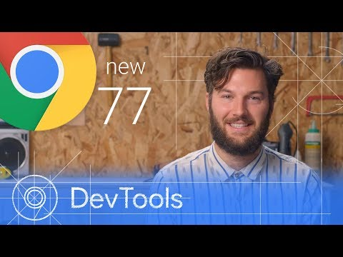 Chrome 77 - What's New In DevTools