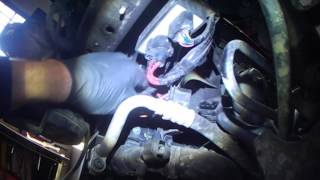 VW A4: Radiator removal (less noise) 1.8T, TDI, 2.0, VR6