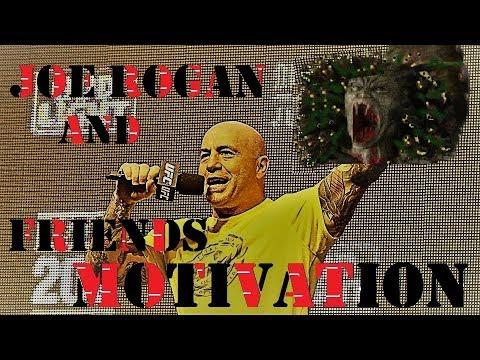 Joe Rogan and Friends Motivation| 2017