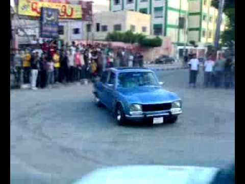 Download Youtube: Ta5mees el mansoura peugeot 504