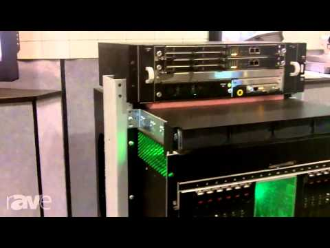 InfoComm 2013: Compunetix Talks About the EVERGREEN