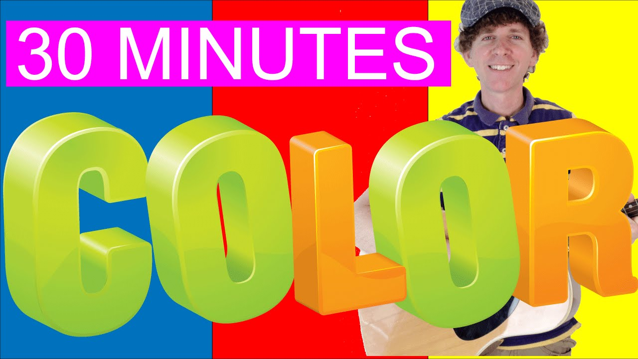 Colors Songs Collection 2   30 Minutes Colors Songs and More ...